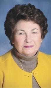 Erwin Alderwoman Sue Jean Wilson passed away on Monday, Nov. 28. (Contributed photo)